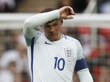 England captain Wayne Rooney to be benched. Reuters