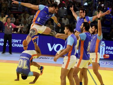 India to play sixnation kabaddi tournament in Dubai in late June ahead of 2018 Asian Games
