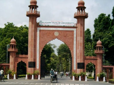 A file image of the Aligarh Muslim University. CNN-News 18