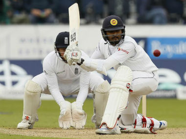 Chandimal was yet to recover from a thumb injury he sustained last month. Reuters