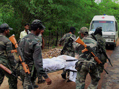 Chhattisgarh Naxal gunned down in faceoff with security forces in Kondagaon
