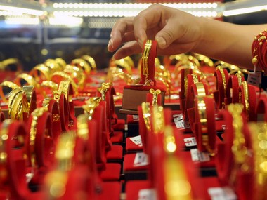 Gold dazzles on Dhanteras as sales go up by 25 demand for coins surge