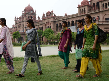 india-college AFP