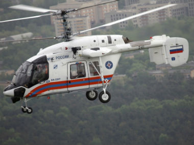 File image of Ka-226T. Russianhelicopters.aero