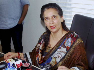 BJP asked me to keep my mouth shut says Navjot Kaur Sidhu