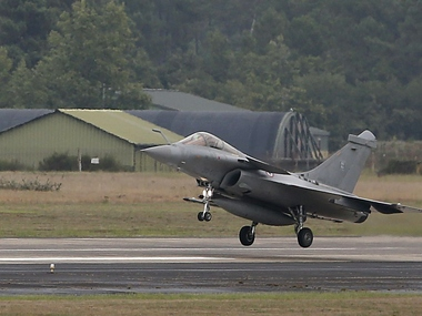 File image of Rafale jet. Reuters