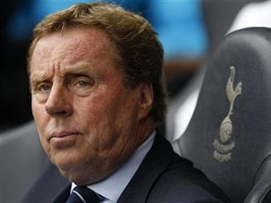 Harry Redknapp. Reuters file image