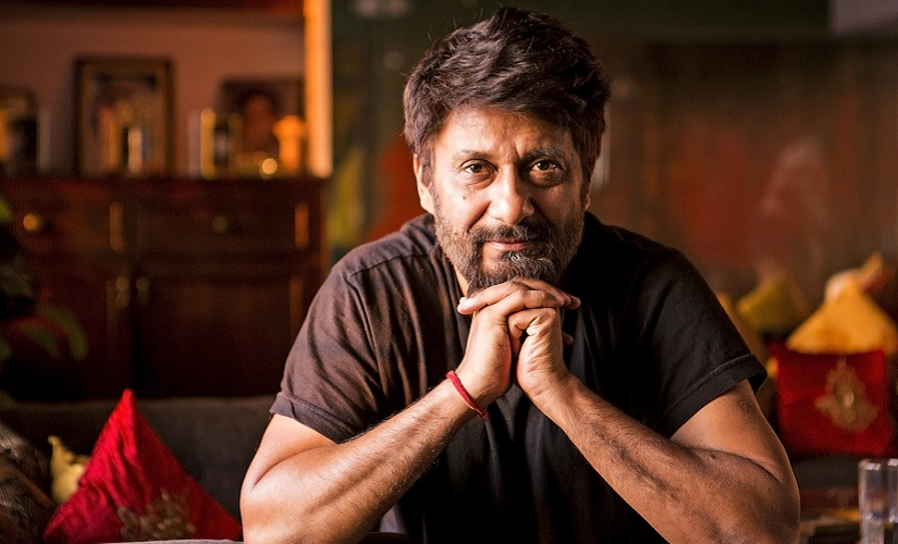 File image of Vivek Agnihotri. Image provided by the author
