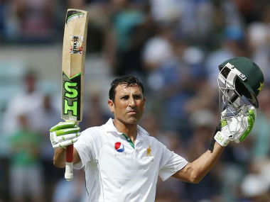 File photo of Younis Khan. Reuters