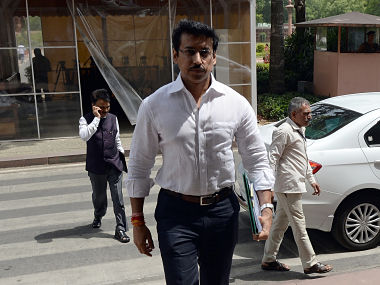 File image of Rajyavardhan Singh Rathore. AFP