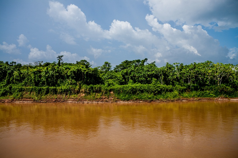 Travels through the Amazon Journeying through the rainforest along Lima Peru Brazil