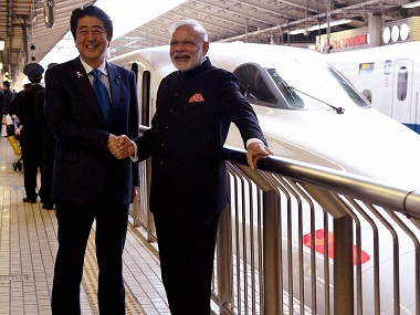 IndiaJapans bullet train deal will cost more than education health Its more of a vanity project