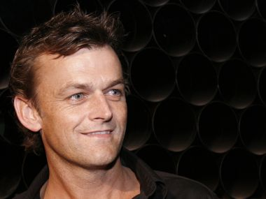 File photo of Adam Gilchrist. Reuters