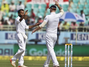 England's Adil Rashid and Ben Stokes were two players that shone in the second Test against India. AP