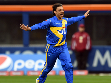 File photo of Shoaib Akhtar. AFP