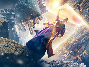 The Ancient One is not as noble as she seems to be. Image courtesy: @DoctorStrangeOfficial/Facebook