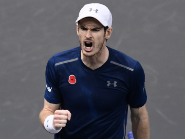 Andy Murray is through to the quarters after a hard-fought win against Fernando Verdasco. AFP