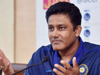 File photo of Anil Kumble. PTI
