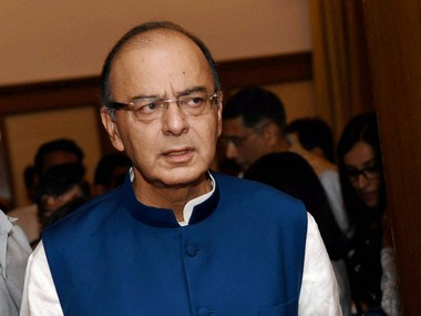 Union Finance Minister Arun Jaitley. PTI file photo