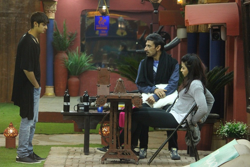 Bigg Boss punishes Bani, Gaurav and Rahul