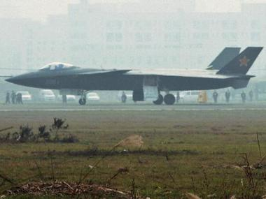 Chengdu J20 China unveils new stealth fighter jet in show of strength at air show