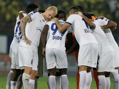 ISL 2016 Chennaiyin FC host NorthEast United FC with playoff hopes hanging in balance