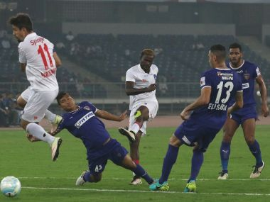 The entire Chennaiyin team simply failed to show up in the first 30 minutes. ISL