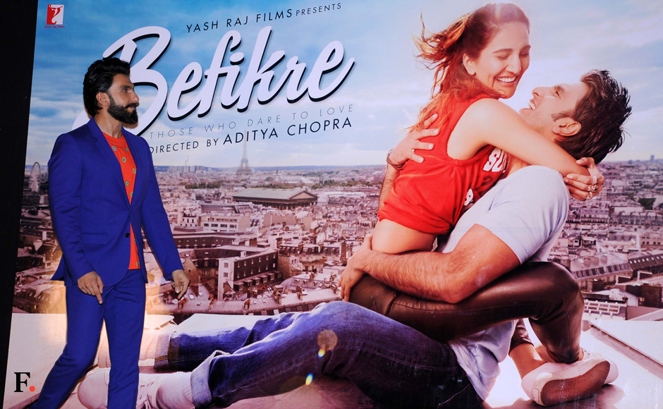 Befikre song launch: Ranveer Singh and Vaani Kapoor are at their funniest