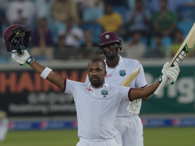 Darren Bravo has a career average of 40, the best among the current generation of West Indian batsmen. AFP