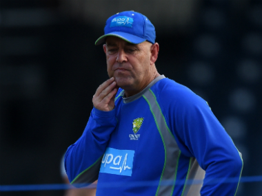 File image of Darren Lehmann. AFP