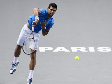 Novak Djokovic is looking to regain his lost form and retain his top spot. AFP