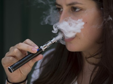Ecigarettes as harmful for your gum as smoking reveals study