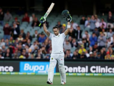 Australia vs South Africa Fearless Faf du Plessis leaves stamp on memorable Test series