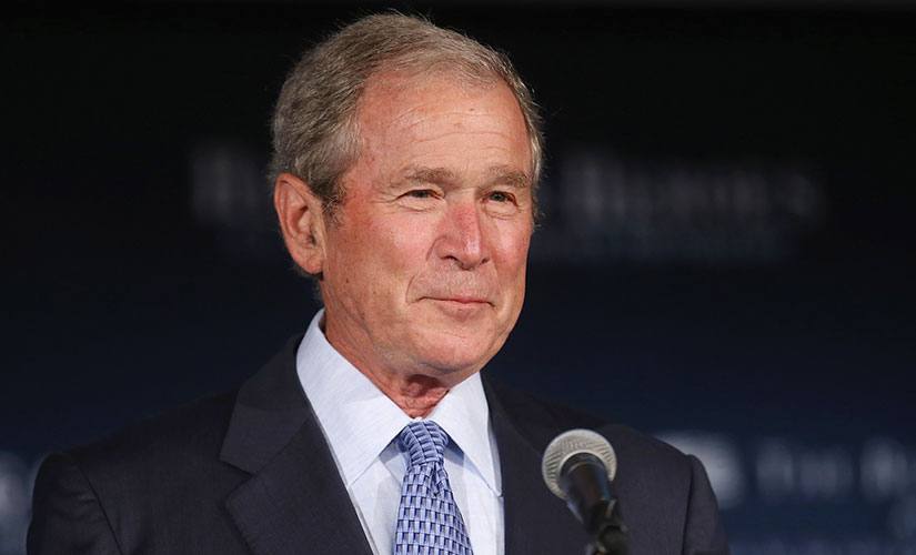 George Bush. Getty images