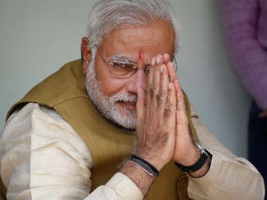 Prime Minister Narendra Modi. AP