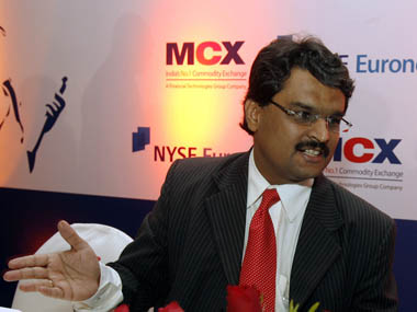 Jignesh Shah. Reuters file photo