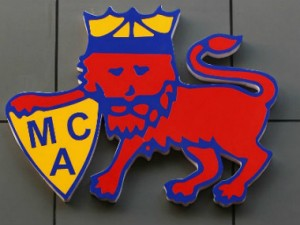 File image of the MCA logo. Getty images