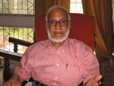 MGK Menon Administrator institution builder man who took IBM head on