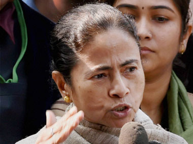 Demonetisation Mamata Banerjee leads protest march to Rashtrapati Bhavan against currency ban