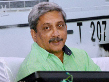 Manohar Parrikar on NFU Brouhaha over remarks is reminder of Indias inability to think strategically