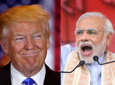 No Narendra Modi Donald Trump arent similar Heres why