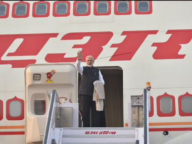 PM Modi leaves for Japan visits focus on stepping up bilateral trade defence ties