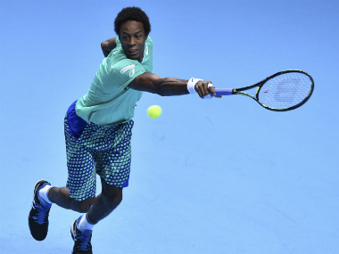 File image of Gael Monfils. AFP
