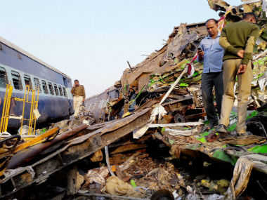PatnaIndore Express tragedy Death toll mounts to 142 110 bodies identified