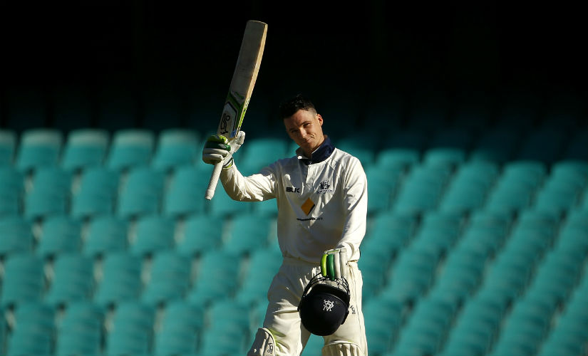 Peter Handscomb had earlier been picked for Australia's squad for the ODI series in their tour to England. Getty