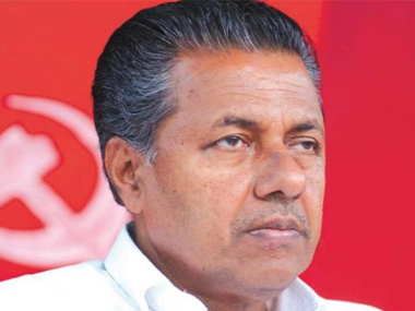 File photo of Pinarayi Vijayan. PTI
