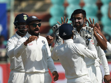 India have taken a 1-0 lead in the Test series against England. AFP