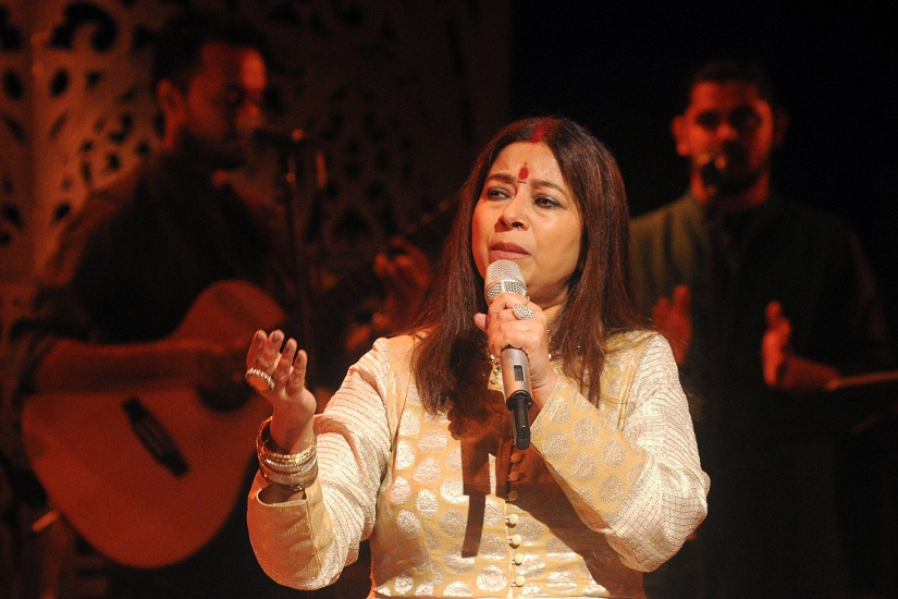 Rekha Bhardwaj The musical compatibility between Vishal and me is extraordinary