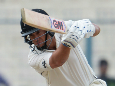 File photo of Ross Taylor. AFP