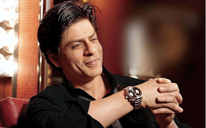 Shah Rukh brought in his 51st birthday in Alibaug